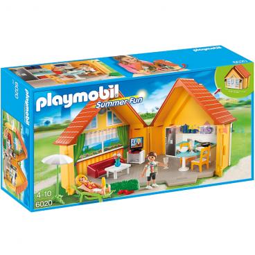 SKŁADANY DOMEK LETNISKOWY PLAYMOBIL 6020