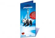 BRELOCZEK PANDA PLAYMOBIL 6612