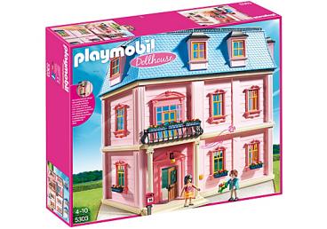 ROMANTYCZNY DOMEK DLA LALEK PLAYMOBIL 5303