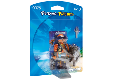 PIRAT PLAYMOBIL 9075