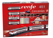 HISZPAŃSKA KOLEJKA ELEKTRYCZNA PEQUETREN RENFE CARCANIAS 685