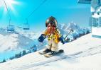 NARCIARZ NA NARTACH SNOWBLADE PLAYMOBIL 9284