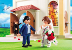ROMANTYCZNY ŚLUB W KOŚCIELE PLAYMOBIL 5053