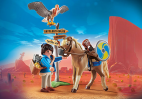 PLAYMOBIL THE MOVIE MARLA Z KONIEM PLAYMOBIL 70072