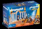 PLAYMOBIL THE MOVIE CEZAR MAXIMUS W KOLOSEUM PLAYMOBIL 70076