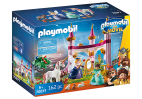 PLAYMOBIL THE MOVIE MARLA W BAJKOWYM ZAMKU PLAYMOBIL 70077