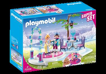 BAL KSIĘŻNICZKI PLAYMOBIL 70008