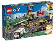 POCIĄG TOWAROWY LEGO CITY 60198