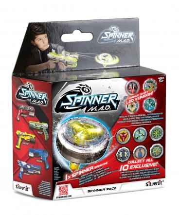 SPINNER SILVERLIT DUMEL 86340