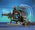 WIELKA AKCJA POLICYJNA PLAYMOBIL 9043