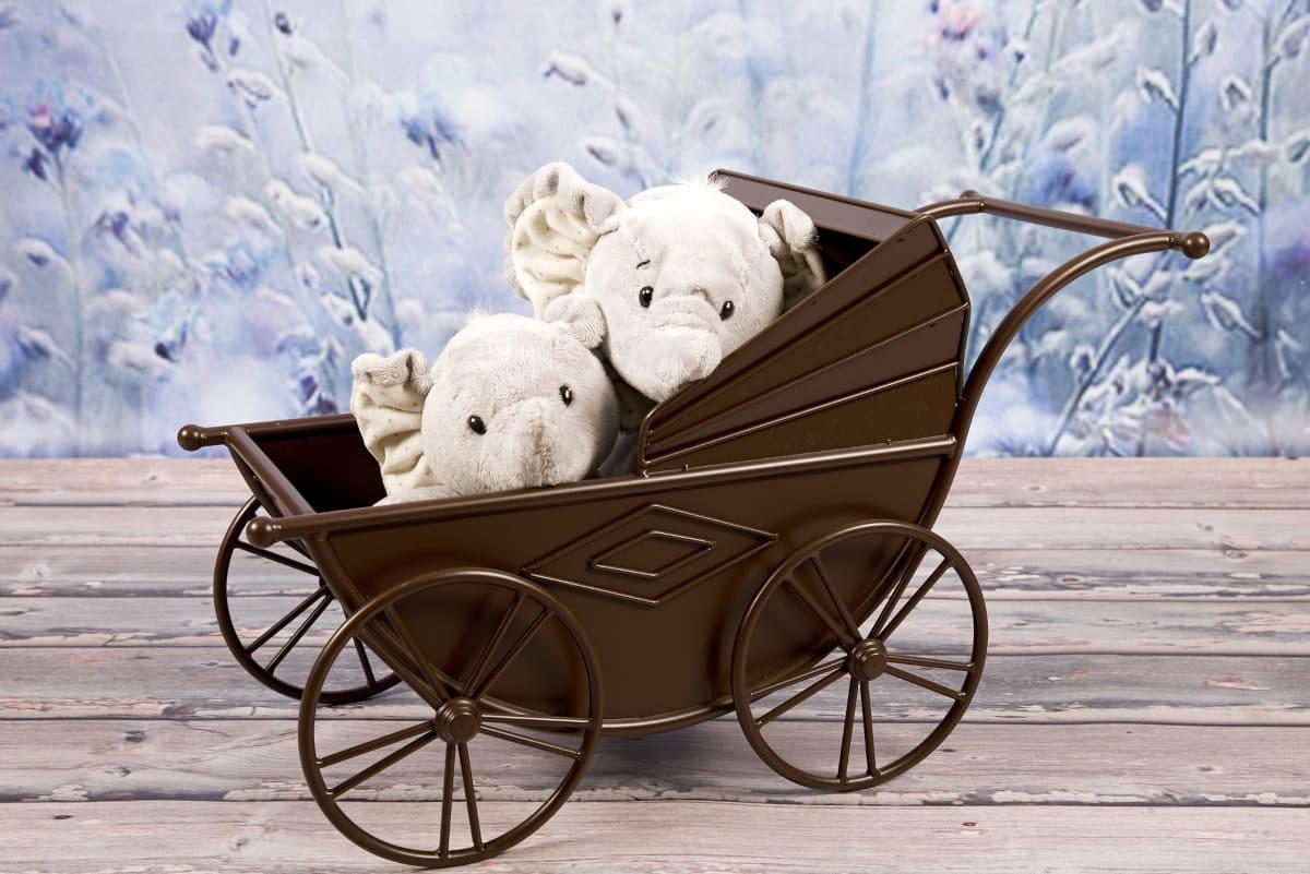 Jaki wózek dla lalek dla 5-latki?
